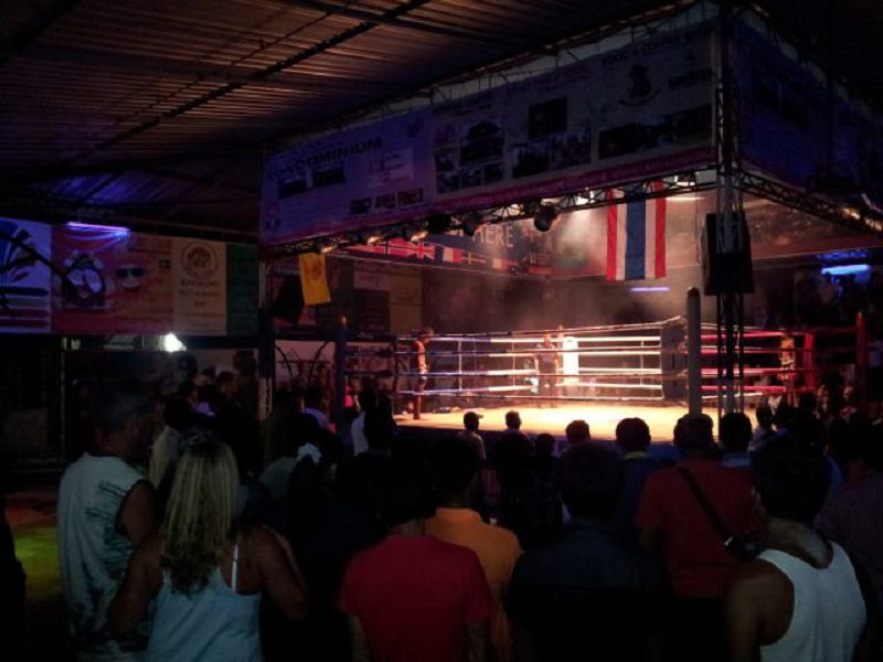 Thai Boxing Koh Lanta