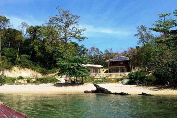 Stunning Koh Por Beach Villa