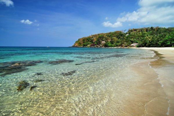 Maipai Bay Beach Land Koh Lanta