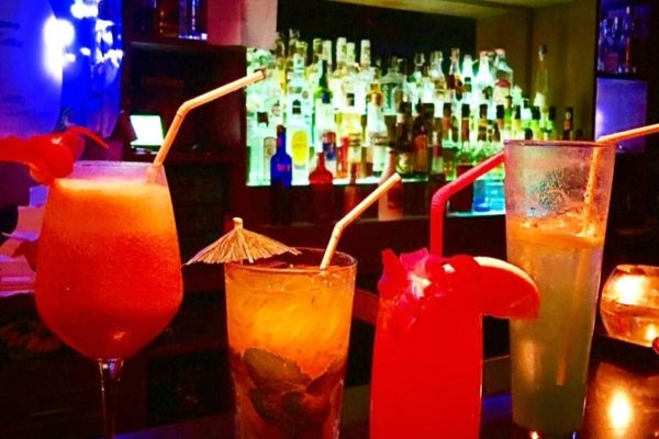 Koh Lanta Cocktail Bar With Accommodation