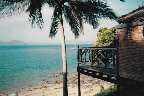 Ocean Front Land Koh Kam Yai